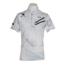 オークリー(OAKLEY) ゴルフウェア メンズ SKULL BREATHA SHIRTS 434395JP-186 (Men's)
