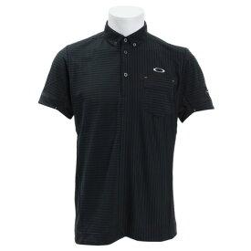 オークリー(OAKLEY) ゴルフウェア メンズ SKULL CROSS シャツ 434392JP-02E (Men's)
