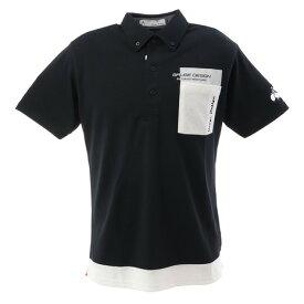 ゲージデザイン(Gauge Design) ゴルフウェア メンズ 半袖ポロシャツ 091-29241-019 (Men's)