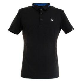 テーラーメイド(TAYLORMADE) ゴルフウェア メンズ テーラードピケ 半袖ポロシャツ KY488-U24873 (Men's)