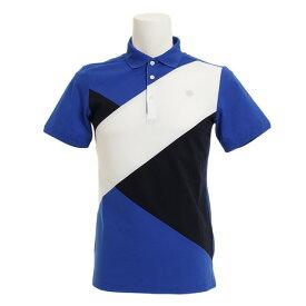 セントアンドリュース(ST.ANDREWS) ゴルフ White Label COOL ハイゲージクロスポロシャツ 042-9160453-110 (メンズ)