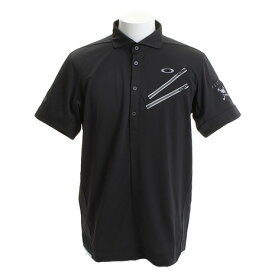 オークリー(OAKLEY) ゴルフウェア メンズ SKULL CLAWZIP シャツ 434389JP-02E (Men's)