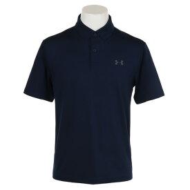 アンダーアーマー(UNDER ARMOUR) ゴルフウェア メンズ ポロシャツ #1342080 ADY/PCG GO (Men's)