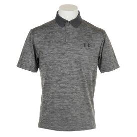 アンダーアーマー(UNDER ARMOUR) ゴルフウェア メンズ ポロシャツ #1342080 STL/PCG GO (Men's)