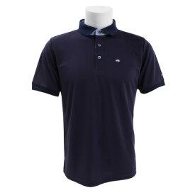 フィドラ(FIDRA) ゴルフウェア メンズ サーフポロシャツ FI51TG07 NVY (Men's)