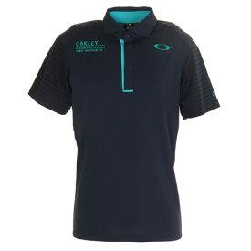 オークリー(OAKLEY) ゴルフ ウエア ポロシャツ メンズ メンズ Vertical 半袖ポロシャツ 434471JP-60B (Men's)