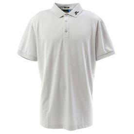 J.LINDEBERG 最安値挑戦ゴルフウェア Back Dual Bridge 半袖ポロシャツ 071-29445-012 (メンズ)