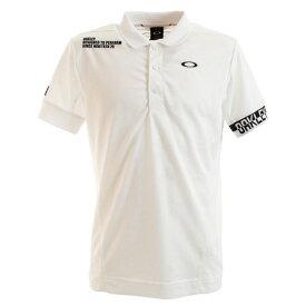 オークリー(OAKLEY) ゴルフ ウエア ポロシャツ メンズ Skull Acute JQ ポロシャツ FOA400797-100 (Men's)