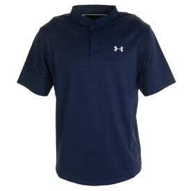【20日限定!ポイント最大12倍!要エントリー】アンダーアーマー(UNDER ARMOUR) ゴルフ ポロシャツ メンズ アイソチル ポロシャツ 1350037 ADY/ADY/HGY GO (Men's)