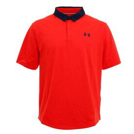 【8月15日限定!全商品ポイント5倍以上!要エントリー】アンダーアーマー(UNDER ARMOUR) ゴルフ ポロシャツ メンズ アイソチル ポロシャツ 1350037 VER/ADY GO (Men's)