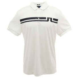 Jリンドバーグ(J.LINDEBERG) ゴルフウェア メンズ EDDY 半袖ポロシャツ 071-29346-004 (Men's)
