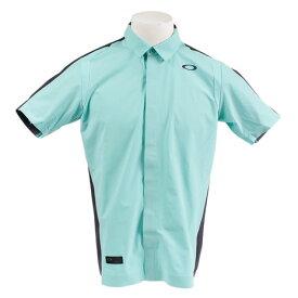 【25日限定!ポイント最大16倍!要エントリー】オークリー(OAKLEY) ゴルフ ウエア ポロシャツ メンズ メンズ SKULL SYNCHRO 半袖シャツ 401920JP-78K (Men's)