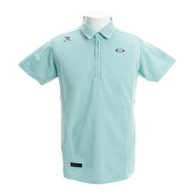 【25日限定!ポイント最大16倍!要エントリー】オークリー(OAKLEY) ゴルフ ウエア ポロシャツ メンズ メンズ SKULL SYNCHRO 半袖ポロシャツ 434388JP-78K (Men's)
