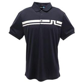 Jリンドバーグ(J.LINDEBERG) ゴルフウェア メンズ EDDY 半袖ポロシャツ 071-29346-098 (Men's)