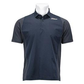 タイトリスト(TITLEIST) ウォーターリペレント クーリングシャツ TSMC2118BK (メンズ)
