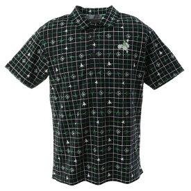 ゲージデザイン(Gauge Design) ゴルフウェア メンズ 半袖ポロシャツ 091-29341-098 (Men's)