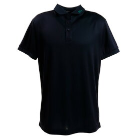 Jリンドバーグ(J.LINDEBERG) ゴルフウェア Back Dual Bridge 半袖ポロシャツ 071-29445-098 (Men's)