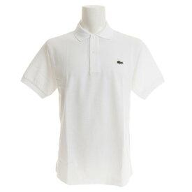 ラコステ(LACOSTE) ゴルフウェア メンズ L.12.12 無地ポロシャツ L1212AL-001 (Men's)