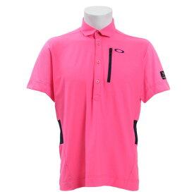 オークリー(OAKLEY) ゴルフ ウエア ポロシャツ メンズ メンズ SKULL INTREPI ポロシャツ 434397JP-496 (Men's)