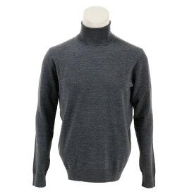 ラコステ(LACOSTE) ゴルフウェア メンズ ウォッシャブル メリノウール セーター AH299EL-UWC (Men's)