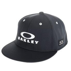 オークリー(OAKLEY) 【オークリー限定】 シェード フラットブリムキャップ FOS900400-02E (メンズ)