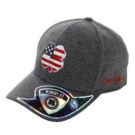 ブラッククローバー(Black Clover) USA HEATHER USA キャップ (Men's)
