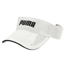 プーマ(PUMA) ゴルフ ツイル バイザー 866497-03 (メンズ)