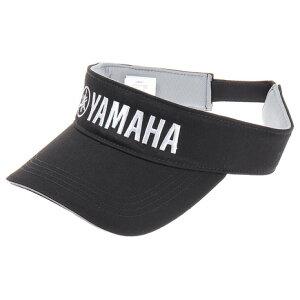 ヤマハ(YAMAHA) ゴルフウェア メンズ バイザー Y20VS BK/WH (メンズ)