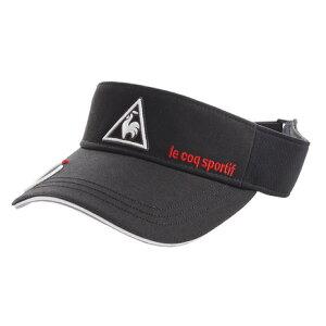 ルコック スポルティフ(Lecoq Sportif) クリップマーカーメッシュバイザー QG0267-N151 《D》 付属品:D (Men's)