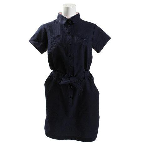 ビバハート(VIVA HEART) アウター Primefrexサッカーシャツワンピース 012-67241-098 (レディース) (Lady's)