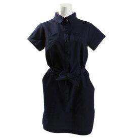 ビバハート(VIVA HEART) ゴルフウェア レディース Primefrexサッカーシャツワンピース 012-67241-098 (Lady's)