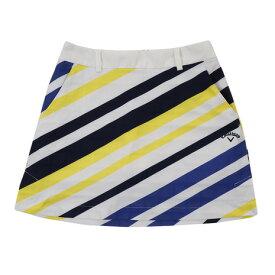 キャロウェイ(CALLAWAY) ゴルフウェア レディース バイヤスボーダースカート 241-9125810-114 (Lady's)
