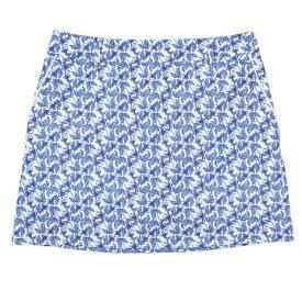 セントアンドリュース(ST.ANDREWS) ゴルフウェア レディース WHCOOL アザミプリントスカート 043-9134654-030 (Lady's)