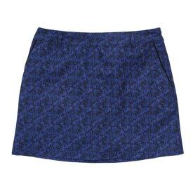 セントアンドリュース(ST.ANDREWS) ゴルフウェア レディース WHCOOL アザミプリントスカート 043-9134654-120 (Lady's)