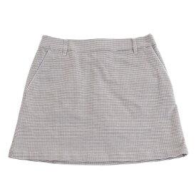 セントアンドリュース(ST.ANDREWS) ゴルフウェア White Label 3色チェックドビーストレッチスカート 043-9134254-020 (Lady's)