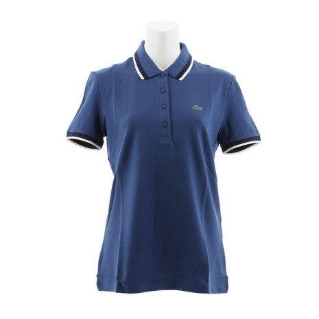 ラコステ(LACOSTE) 半袖ポロシャツ  PF1508-GK7(レディース) (Lady's)