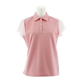 リエンダ スエルタ(rienda suelta) ゴルフウェア レディース ポロシャツ RS-20106052-PI (Lady's)