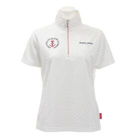 マリ・クレール スポール(marie claire sport) ゴルフウェア レディース 半袖シャツ 719618X-WT (Lady's)