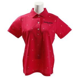 マリ・クレール スポール(marie claire sport) ゴルフウェア レディース 半袖シャツ 718605-PK 半袖 (Lady's)