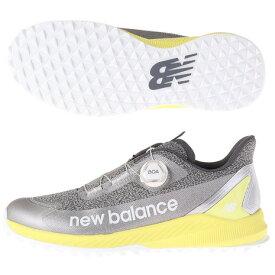 ニューバランス(new balance) ゴルフシューズ スパイクレス MGS1001G2E (メンズ)