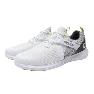 フットジョイ(FootJoy) ゴルフシューズ スパイクレス メンズ FJ フレックス 56101W (メンズ)
