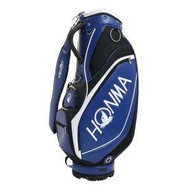本間ゴルフ(HONMA) キャディバッグ メンズ CB1953 ネームタグ&フードカバー付 軽量 (メンズ)
