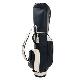 フィドラ(FIDRA) ゴルフ キャディバッグ メンズ 9.0型キャディーバッグ FD5HNC01 NVY (Men's)