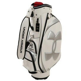 アンダーアーマー(UNDER ARMOUR) GOLF TOUR BAG キャディバッグ #AGF2955 WHT GO (Men's)