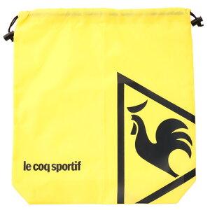 ルコック スポルティフ(Lecoq Sportif) ロゴプリントシューズケース QQBLJA22-YL00 (Men's)