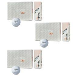 ホンマゴルフ(HONMA) ゴルフボール TW-X 3ダースセット 送料無料 (Men's)