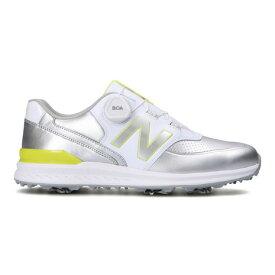 ニューバランス(new balance) ゴルフシューズ スパイク WGB996 WGB996SLD (レディース)