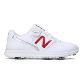 ニューバランス(new balance) ゴルフシューズ スパイク WGB996 WGB996TRD (レディース)