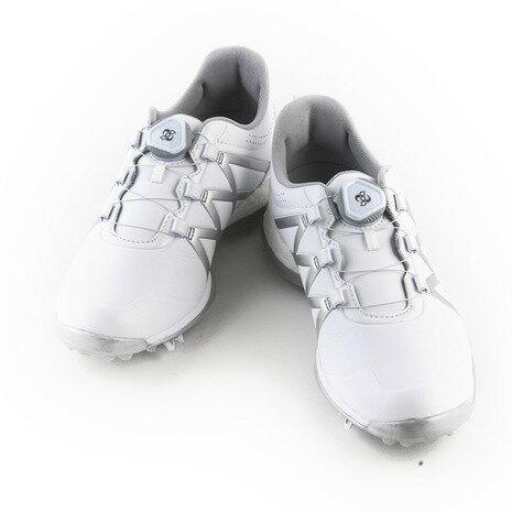 アディダス(adidas) 【店頭展開による多少の傷・汚れ有で大特価、売り切れご容赦!】ゴルフシューズ Wアディパワーブーストボア-Q44745W/S (Lady's)