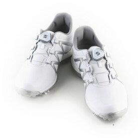 アディダス(adidas) 【オンラインストア価格】 【店頭展開による多少の傷・汚れ有で大特価、売り切れご容赦!】ゴルフシューズ Wアディパワーブーストボア-Q44745W/S (Lady's)